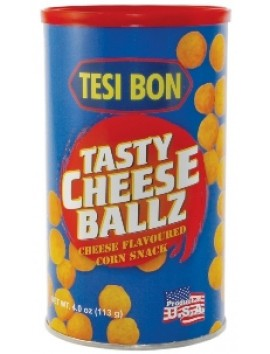 Tesi Bon Cheese Balls 113 g