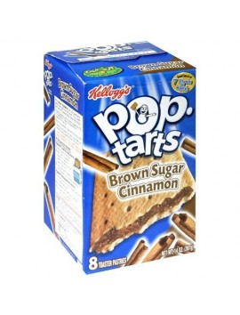 Kel Pop Tart Brawn Sugar & Cinnamon