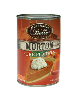 Mississippi Belle 100% Morton pure pumpkin 440 g