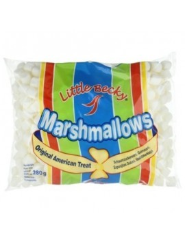 Little Becky Mini Marshmallows Blancos 280 g