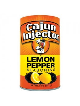 Cajun Injector lemon pepper 227 g