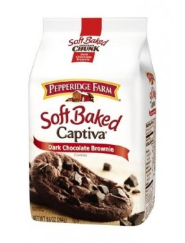 Pepperidge Farm Soft Baked Dark Chocolate Brownie