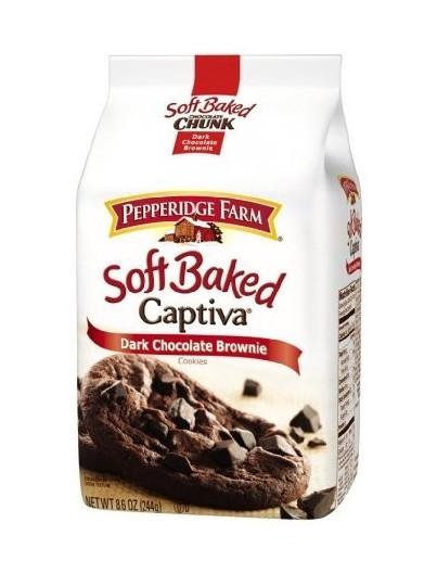 Pepperidge Farm Soft Baked Dark Chocolate Brownie