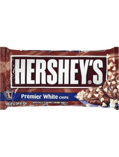 Hershey's Premier White Chips 283g