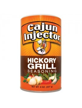 Cajun Injector Hickory Grill