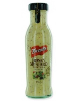 French´s honey mustard with dijon dressing 270 ml