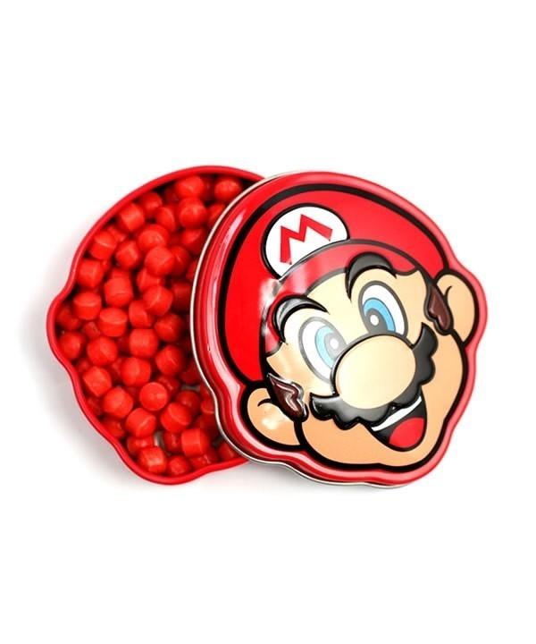Candy tin Nintendo mario head 22.6 g