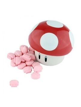 Candy tin Nintendo mushroom sours 28.3 g