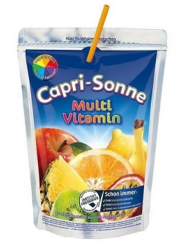 Capri-sonne multivitamin 200ml