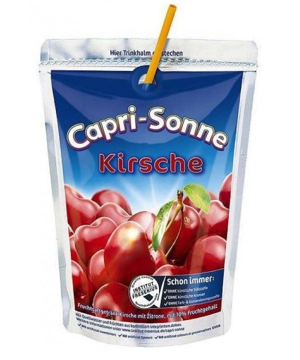 Capri-sonne cherry 200ml