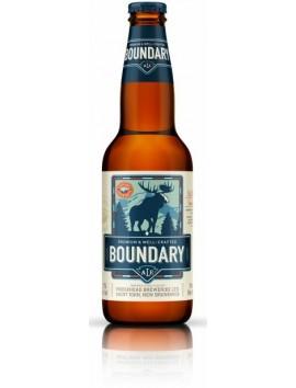 Boundary Craft Ale 341ml