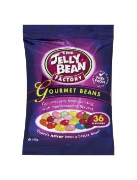 Jelly bean gourmet bag 36 flavours 145g