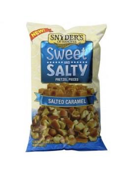 Snyder´s Salted caramel pieces 100 g