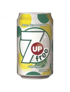 7 up Free 330 ml