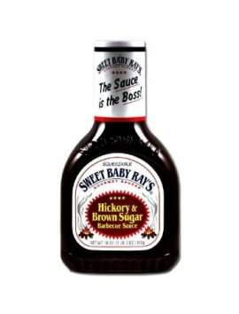 Sweet Baby Ray's Barbecue Sauce Hickory Brown Sugar 510g