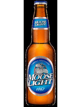 Cerveza Moosehead Light beer 341ml