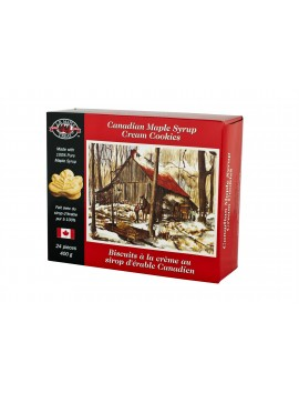 Maple Syrup Maple Cream Cookies 400g