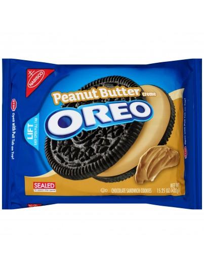 Oreo Peanut Butter Creme 432 g