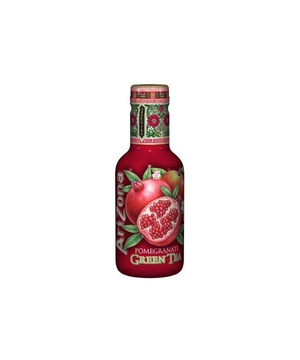 Arizona Pomegranate Green Tea Pet 500 ml