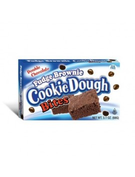Cookie dough fudge brownie bites 88g