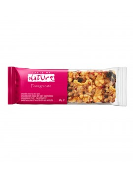 Taste of Nature pomegranate 40g