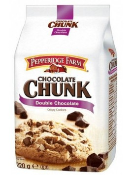 Pepperidge Farm Double Chocolate Cookies 220g