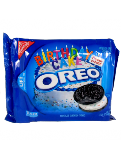 Oreo Birthday Cake Creme 432 g