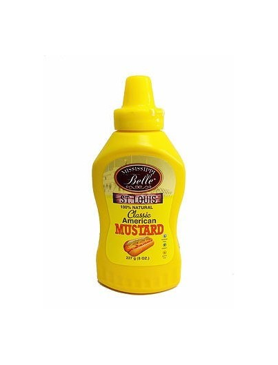 MISSISSIPPI Belle American Yellow Mustard