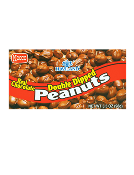 Haviland double dipped peanuts