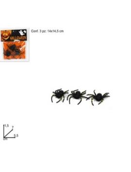 SPIDER 3PCS