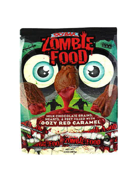 Sky bar zombie food red caramel 397 g