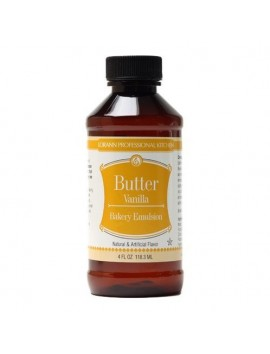Lorann Oil butter vanilla bakery emulsion 118.3 ml