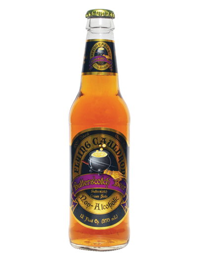Flying Cauldron Butterscotch Beer-Cerveza de Mantequilla
