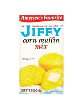 Jiffy Corn Muffin Mix 240 g