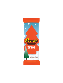 Reese's Peanut Butter Trees. Crema de cacahuete