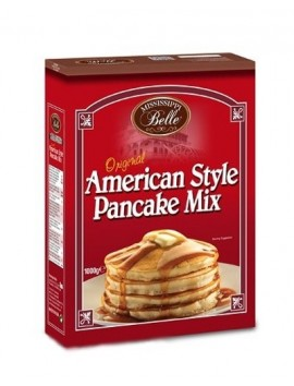 Mississippi Belle orig. American Style Pancake mix 1000g
