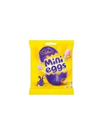 Cadbury minis eggs bag 90 gr