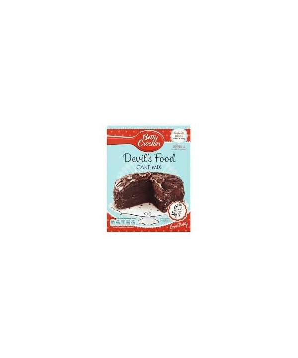Betty Crocker Devil's Food Cake Mix 425g