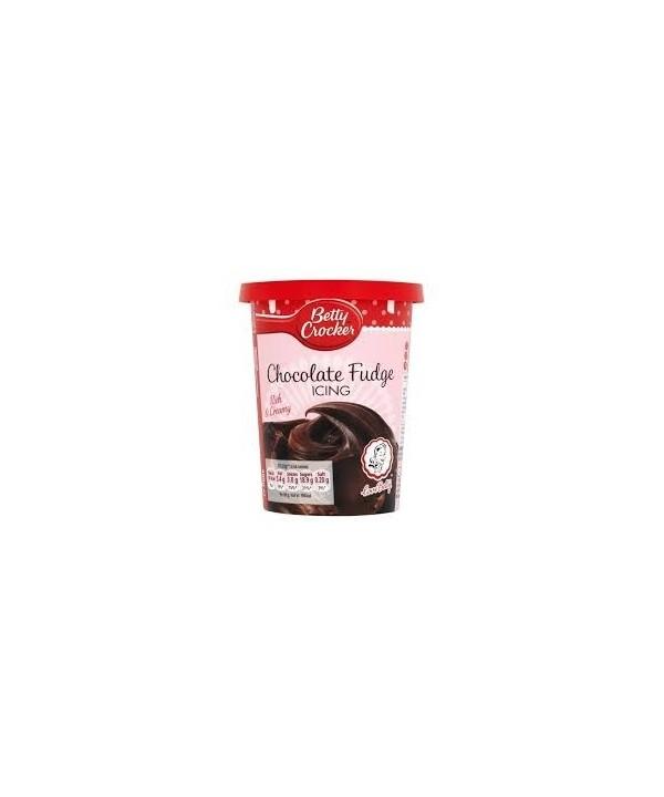 Betty Crocker Chocolate Fudge Icing 400g