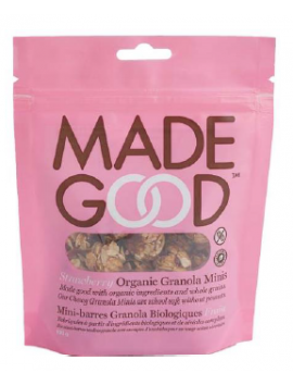 Made good organic granola mini strawberry 100 g