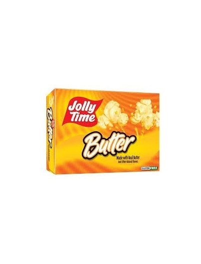 Jolly Time Microwave Popcorn Butter 300 g