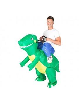 Disfraz inflable Raptor