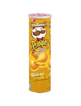 Pringles Super Stak Honey Mustard 168g