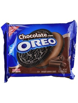 Nabisco chocolate creme oreo 432 g