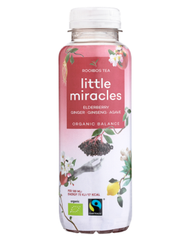 Little Miracles Rooibos Tea with Ginseng 330ml