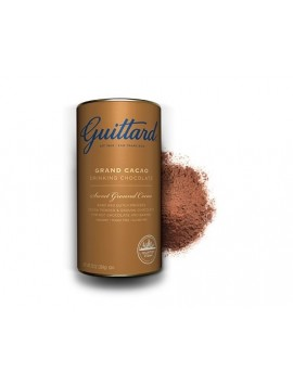 Guittard grand cacao drinking chocolate 284 g