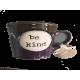 Boston Warehouse Mug 18 oz Stoneware Be Kind 532 ml