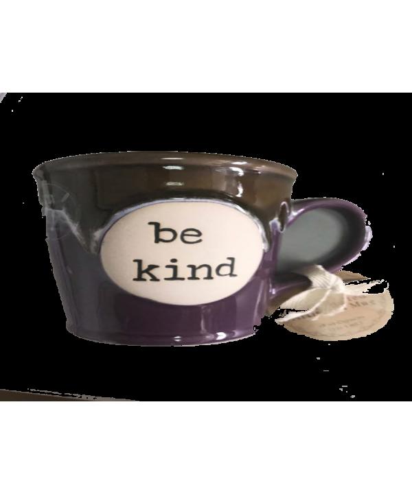 Boston Warehause Mug 18 oz Stoneware Be Kind 532 ml