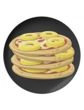 Plato Pizza Pequeño