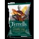 Tyrrells Crinkly Veg  125 g